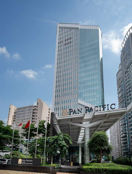 Pan Pacific Xiamen