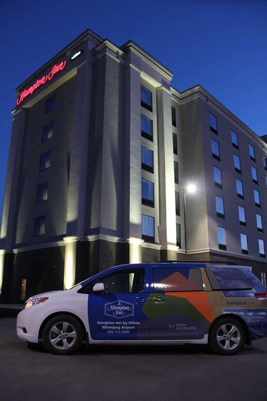 Hampton Inn by Hilton Winnipeg Airport/Polo Park