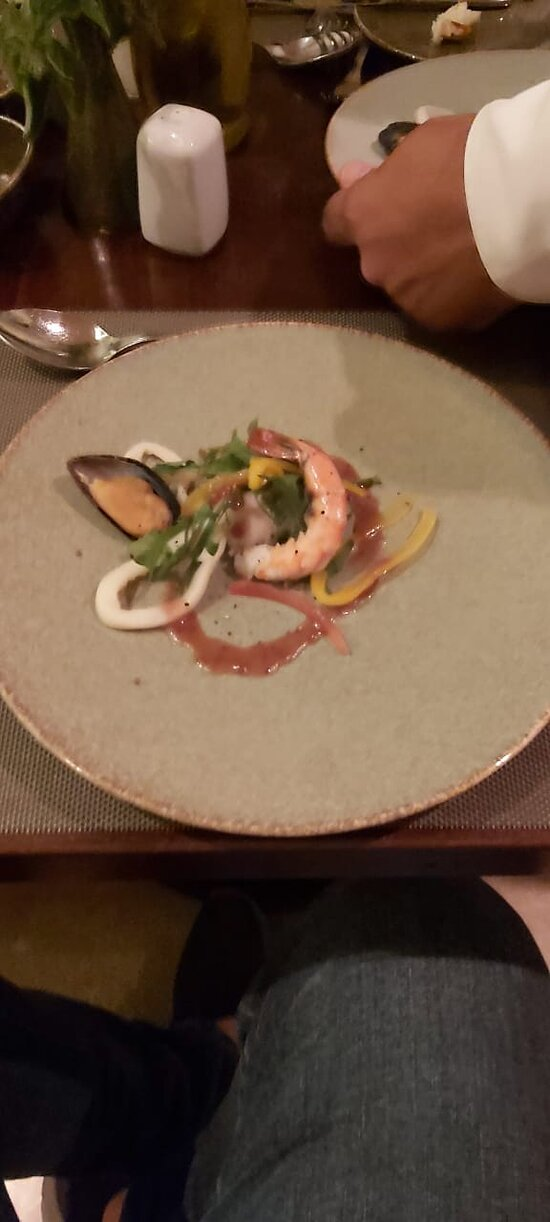 Another photo of the great plat in the Italian restaurant