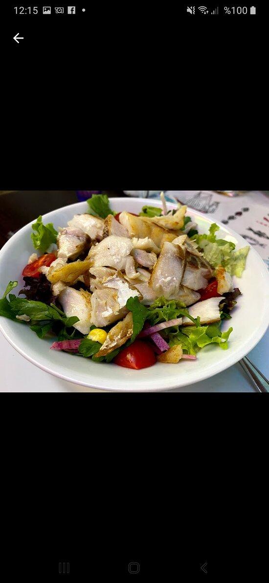 Balik salatasi