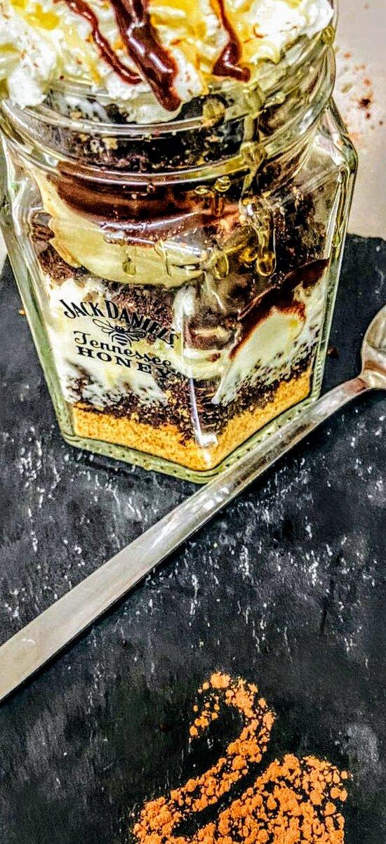 Honey Jack Sundae