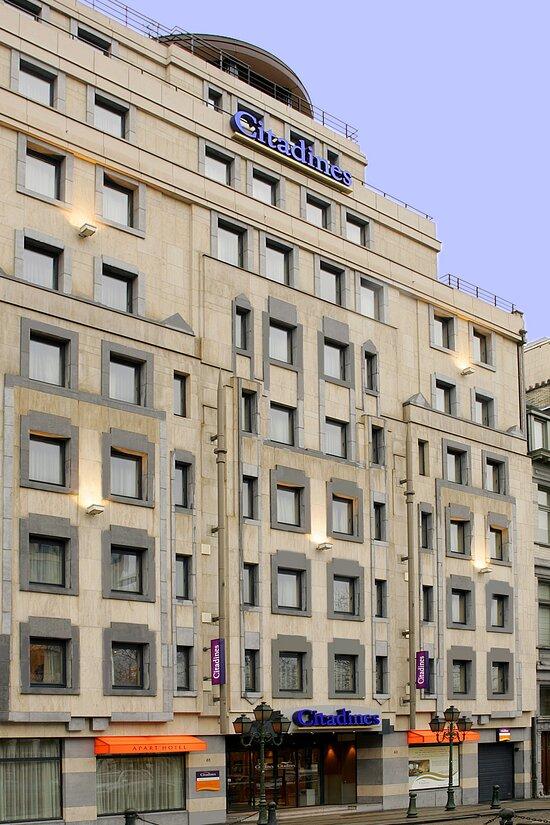 Citadines Toison d'Or Hotel