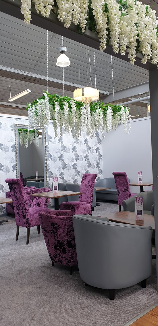 New wisteria lounge