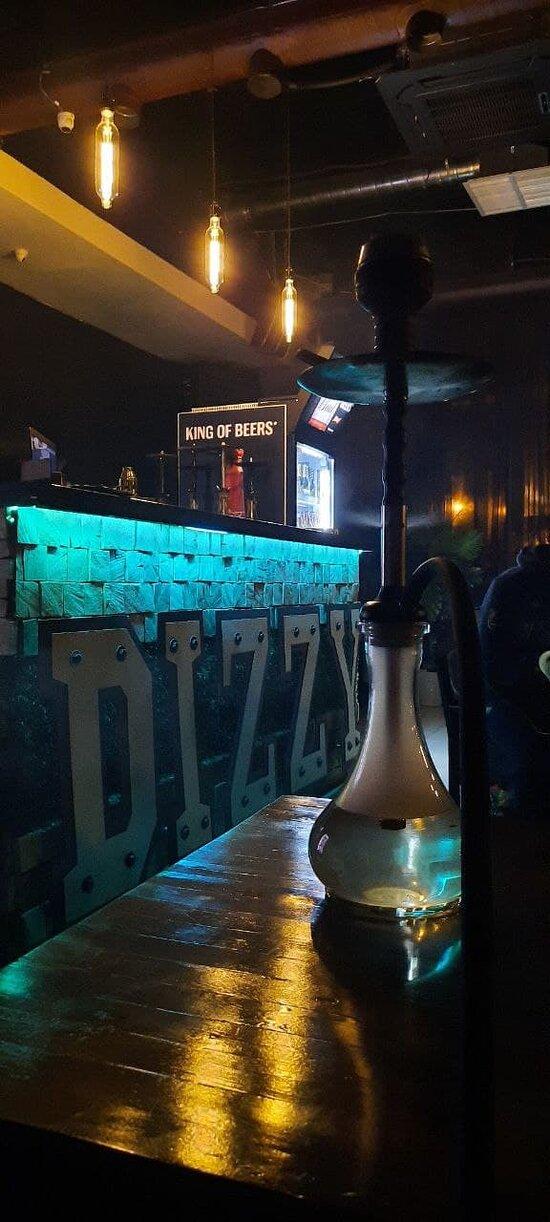 Кальяны Dizzy Smoke Bar
