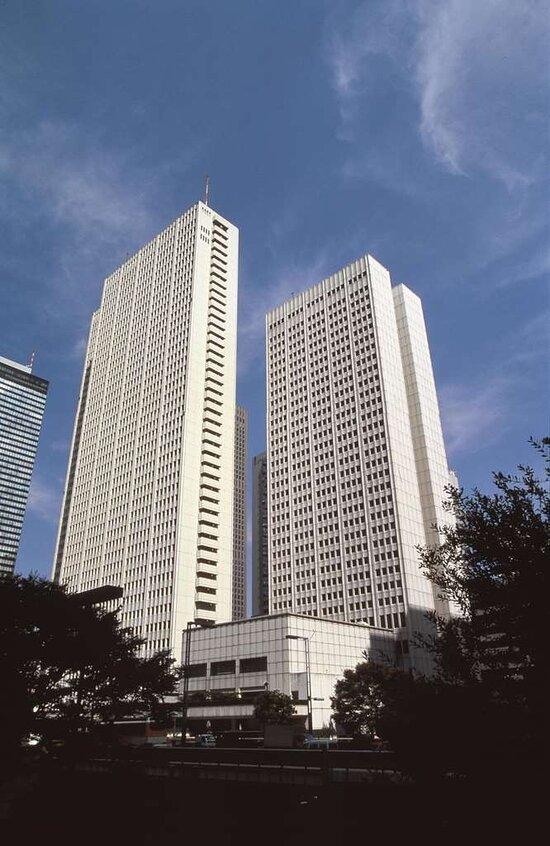 東京京王廣場飯店