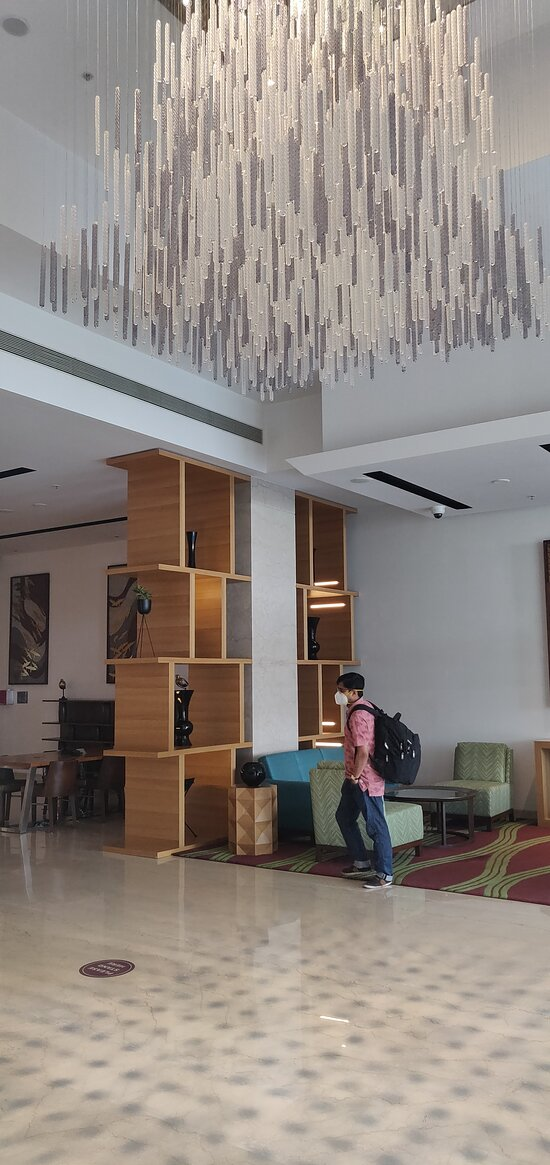 Experience at the Fairfield by Marriott Hotel.