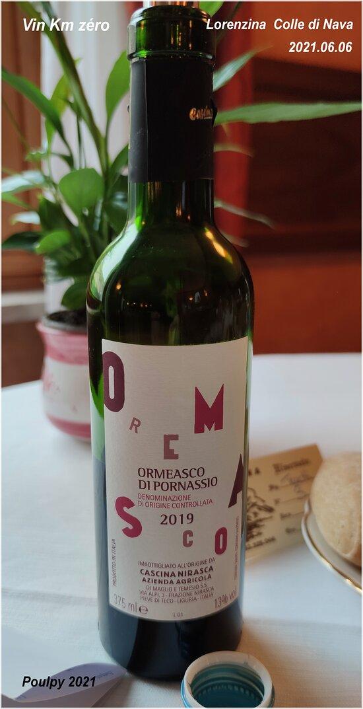 Du vin de production locale, zéro Km !