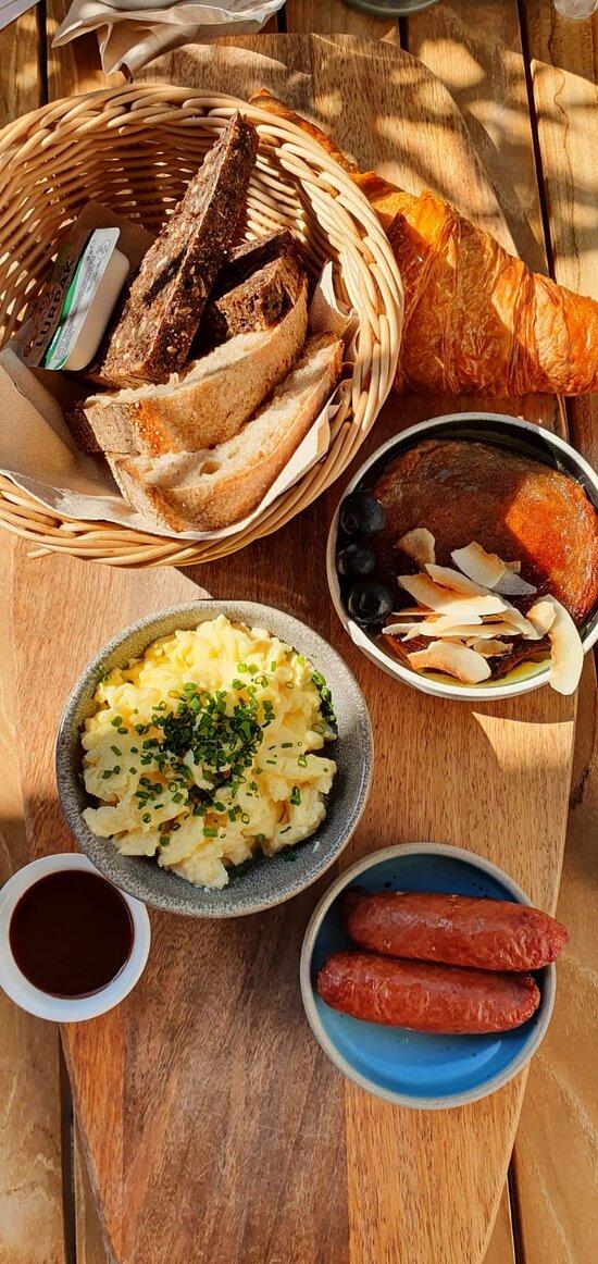 Soulfood zum Frühstück a la Tapas