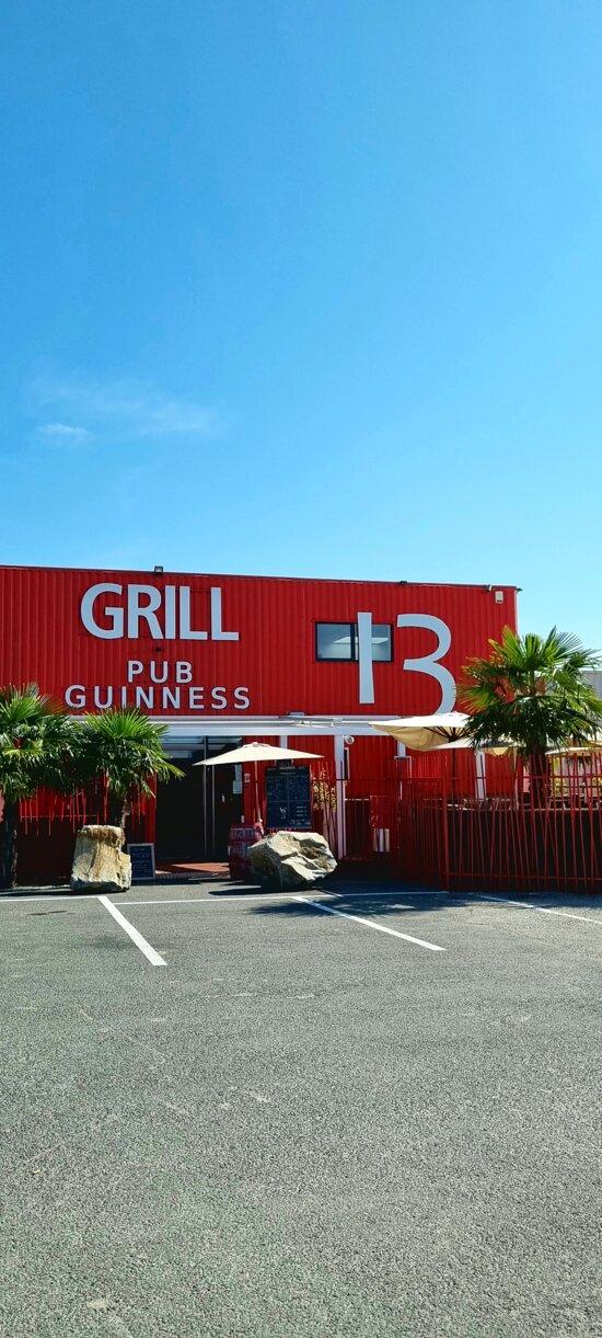 Pub Guinness Grill & Bar