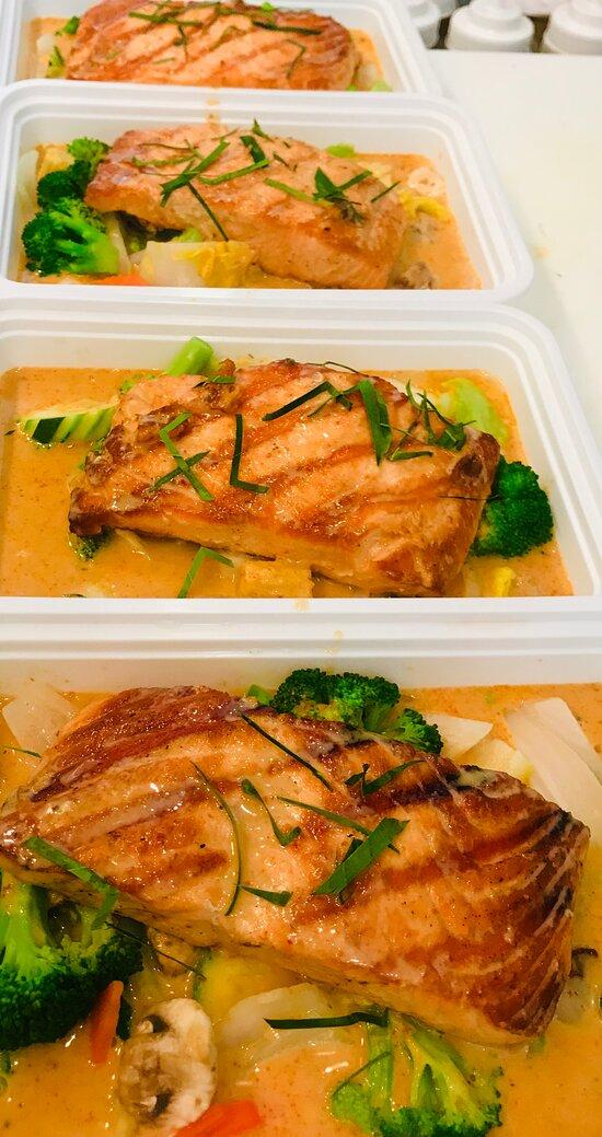 Choo Chee Salmon