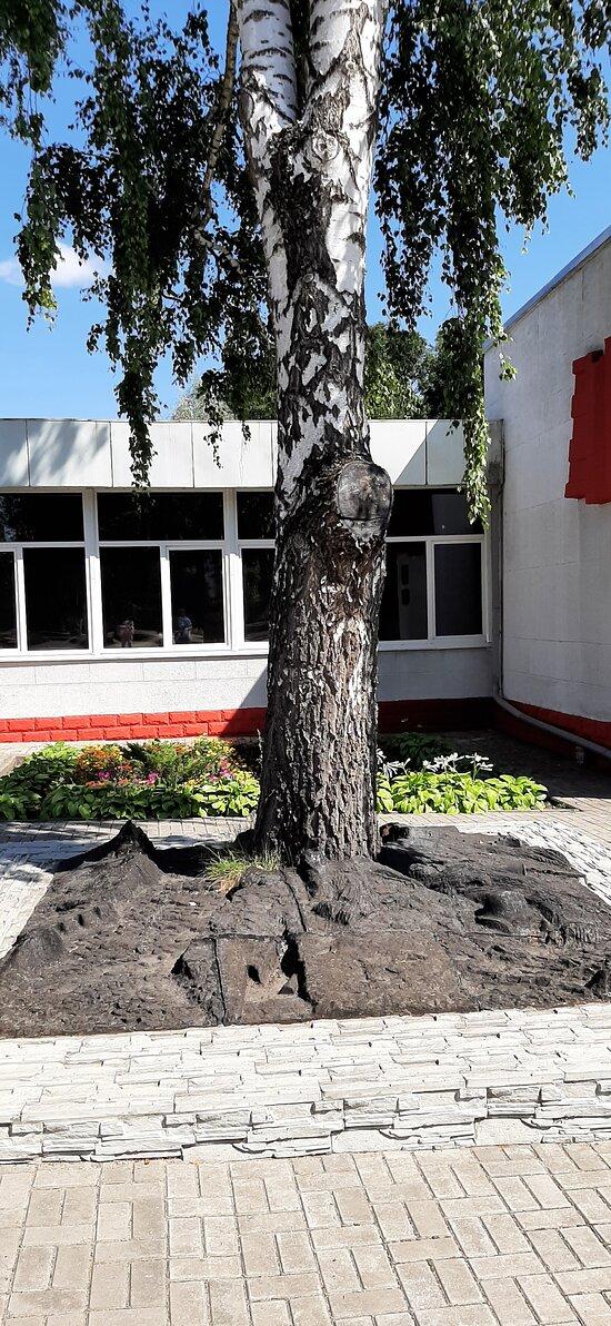 Выжженная земля - один из символов сражения на Курской дуге