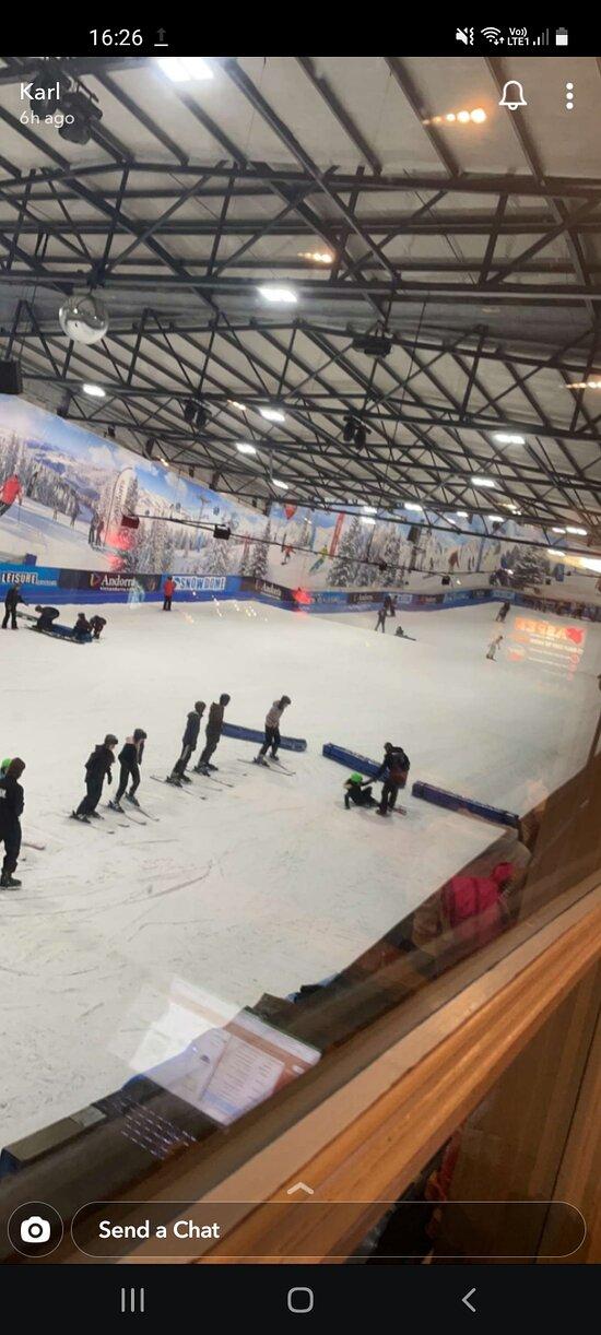 Snowdome - full day of fun