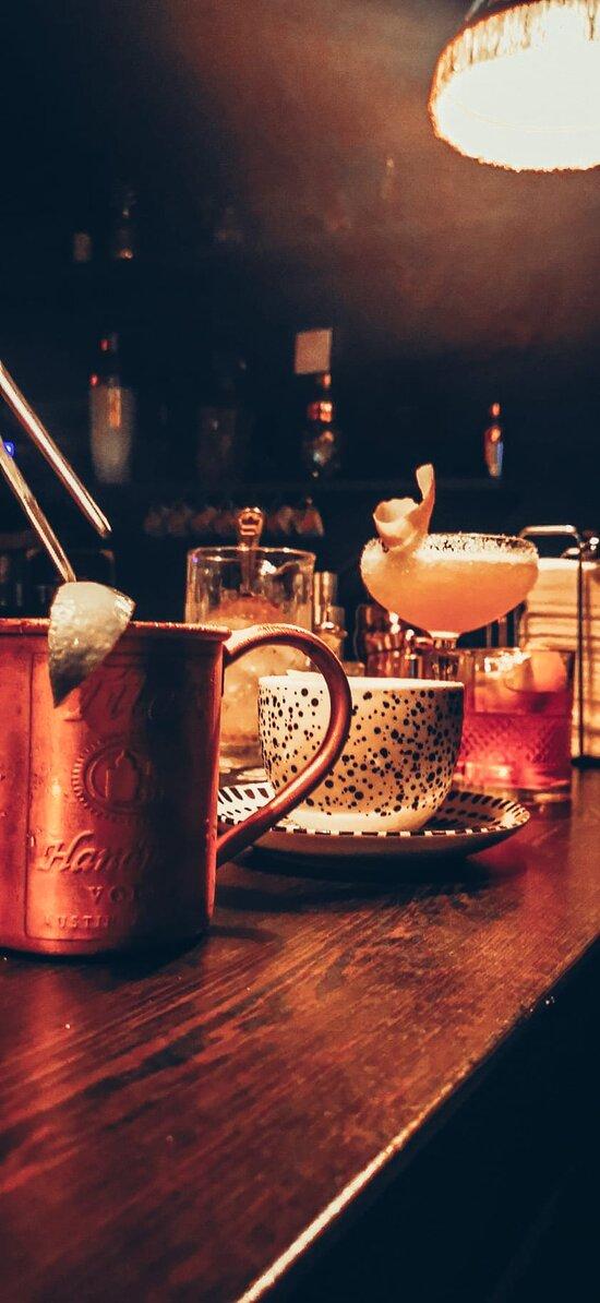 Afternoon Tea Nights