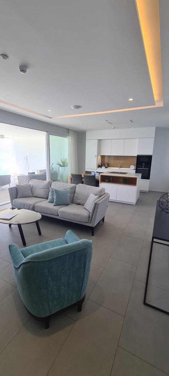 Appartement voor 4 personen met zwembad