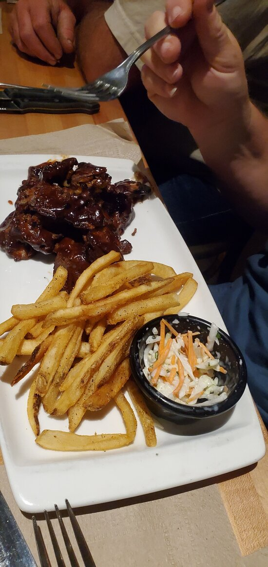 Riblets and Fries