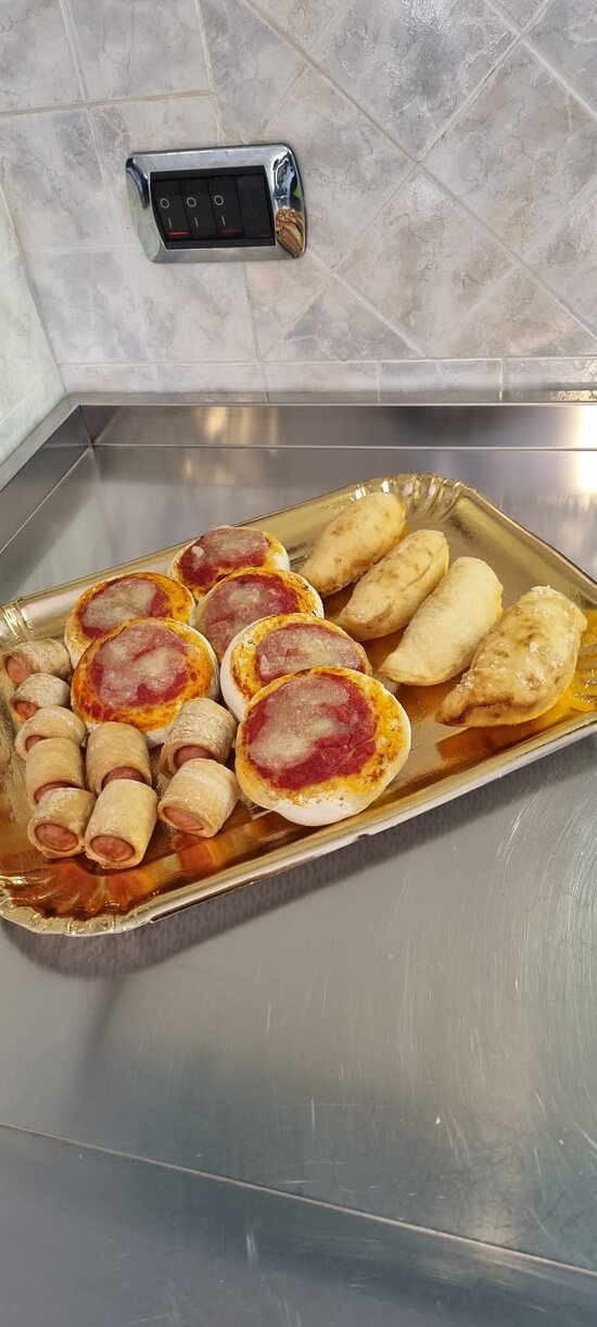 Rustico Gluten Free  Pizzette, rustici e calzoncini senza glutine