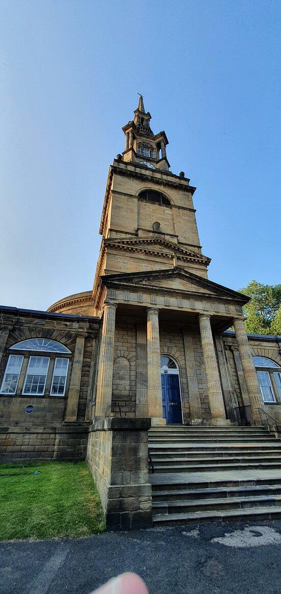 The church.