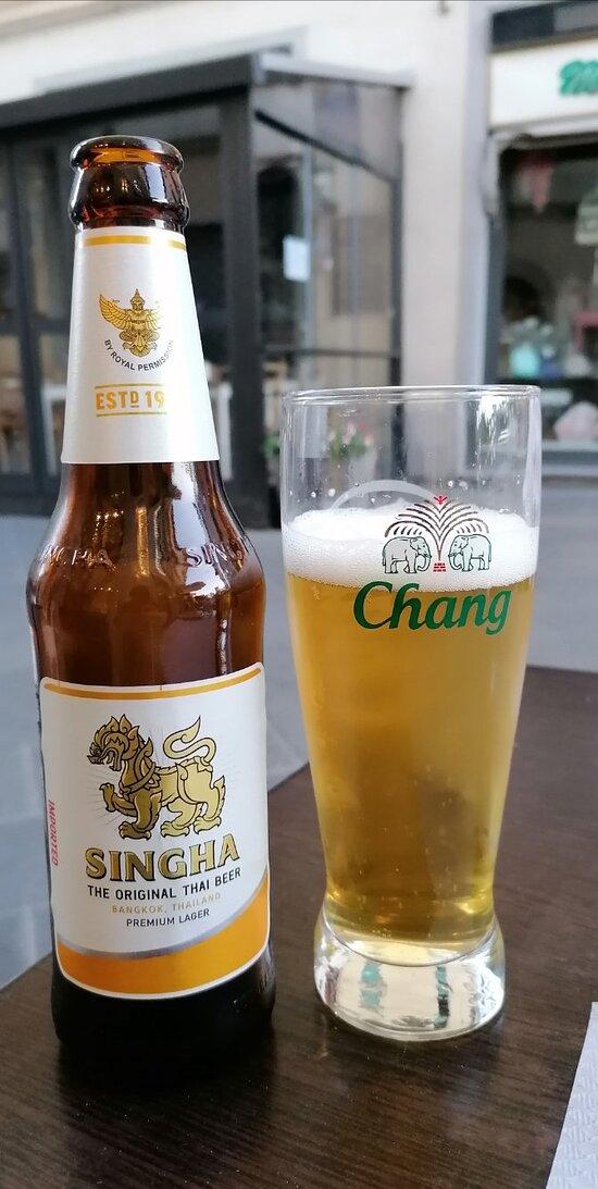 Birra thailandese 🍻