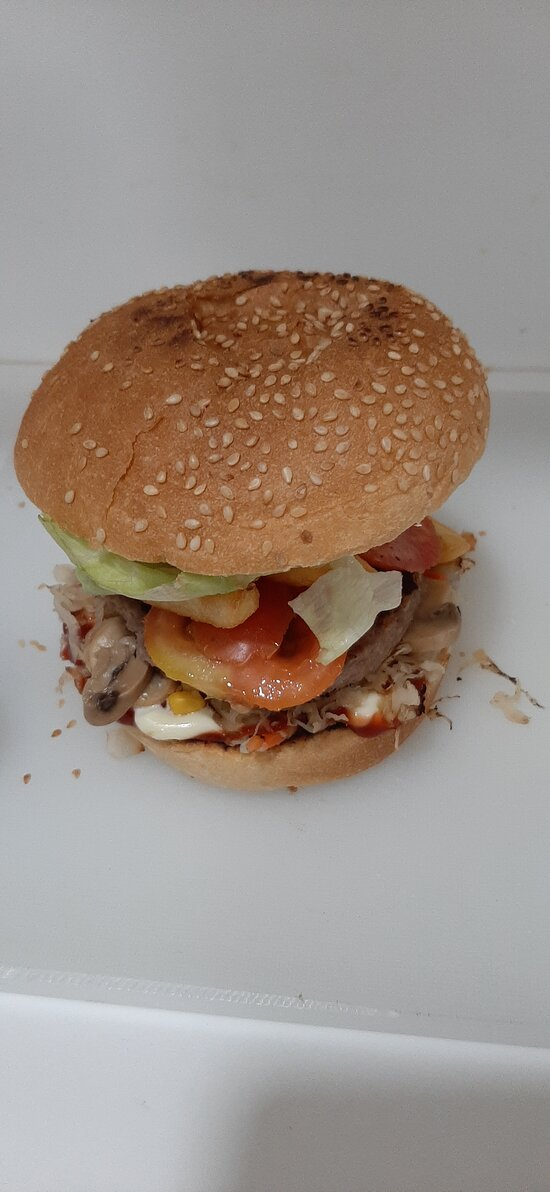 Hamburger super completo