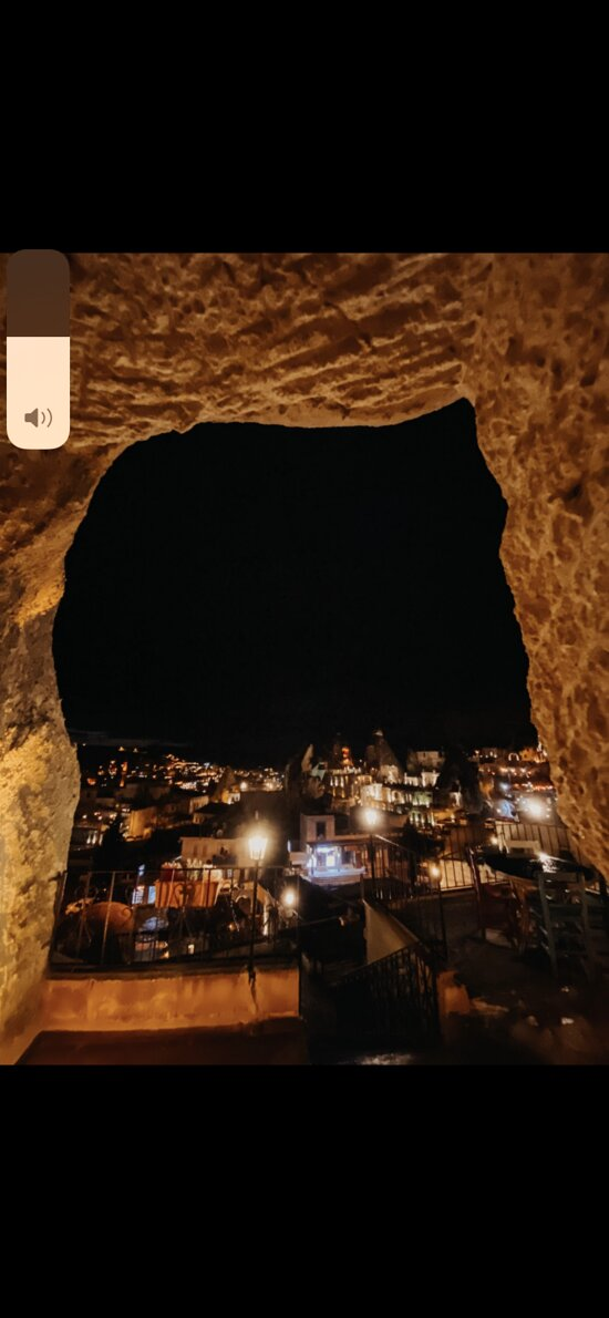 Cappadocia King Family Cave Suite Room view