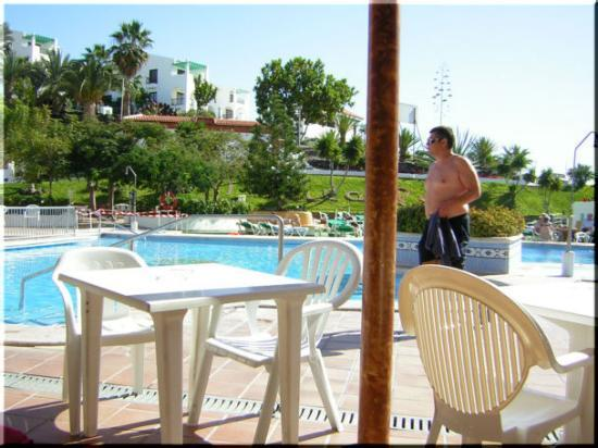 Tropical Park Hotel: pool