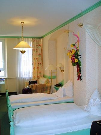 Hotel Am Josephsplatz: twin room