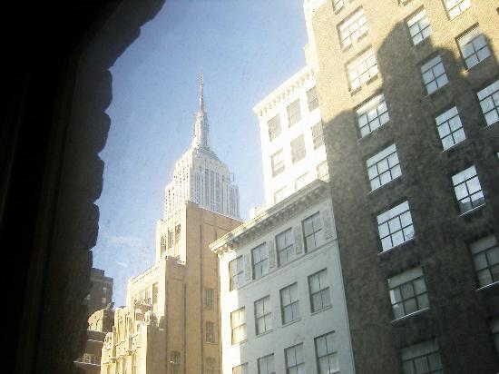 NH New York Jolly Madison Towers: View from my room