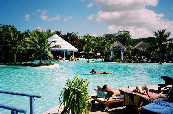 Paradisus Rio de Oro Resort & Spa: pool