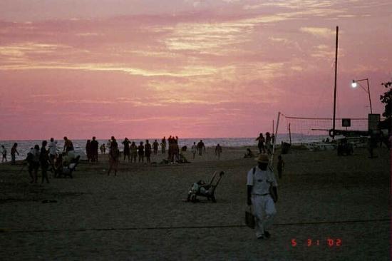 Villa del Palmar Beach Resort & Spa: Puerto Vallarta Sunset