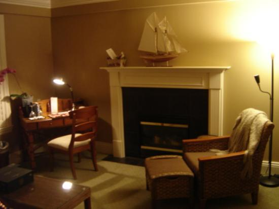 Harbour House Hotel: Sitting/Living room