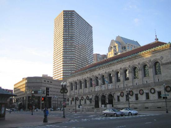 Window View - Picture of The Westin Copley Place, Boston, Boston - Tripadvisor
