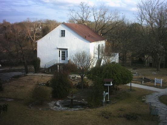 Landmark Inn State Historic Site: Vance House behind Landmark Inn