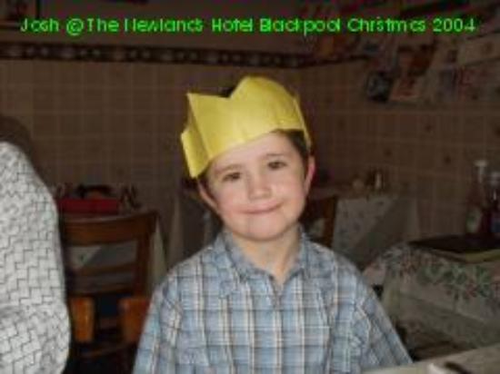 The Newlands Hotel: Josh
