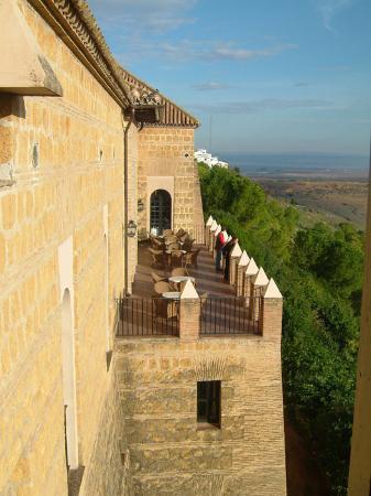 Carmona, Spain: Terrace