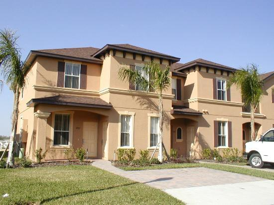 4 bed townhouse picture of regal palms resort spa for 186 davenport salon review