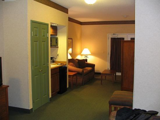 Comfort Suites Milwaukee Airport-billede
