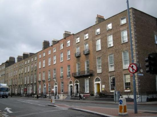 The Leeson Hotel: Third door from the right if I remember correctly