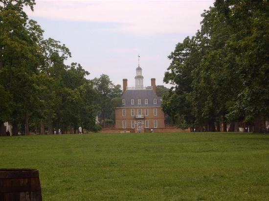 Colonial Williamsburg : Governor's Mansion