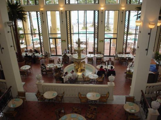 Hilton Malta: The Oceana Resaurant