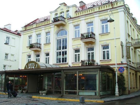 Artis Centrum Hotel Vilnius Tripadvisor