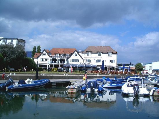 Salterns Harbourside Hotel Poole