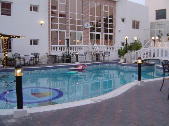 Regent Beach Resort Outdoor Hotel Swimming Pool