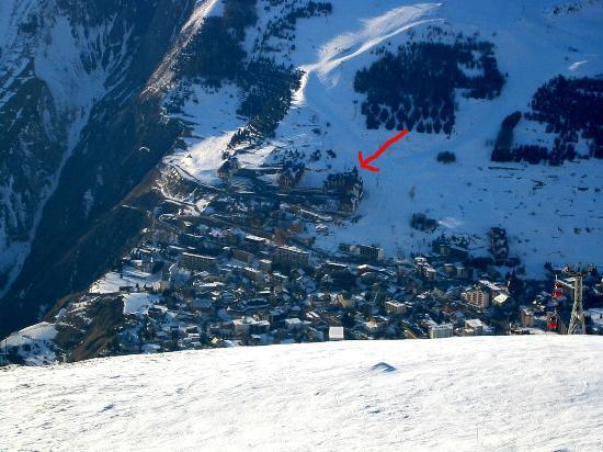 R sidence le flocon d 39 or hotel les 2 alpes voir les for Hotels 2 alpes