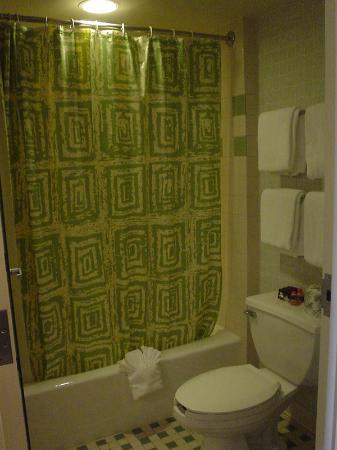 Standard Room Bathroom With Separate Tub And Toilet Picture Of Disney 39 S