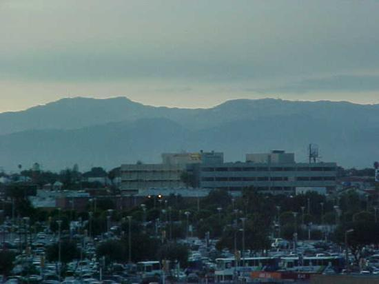 Renaissance Los Angeles Airport Hotel: Another view from a front-facing room