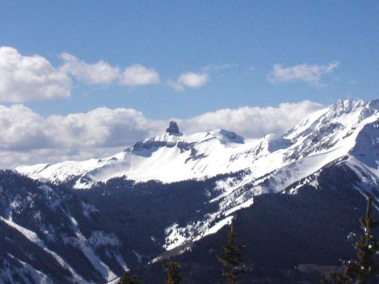 Telluride, CO: You will love the scenery