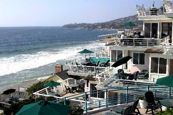 view from balcony looking left picture of laguna. Black Bedroom Furniture Sets. Home Design Ideas