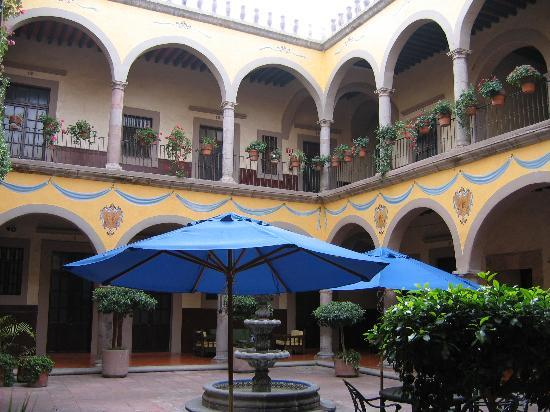 Photo of Hidalgo Hotel Queretaro