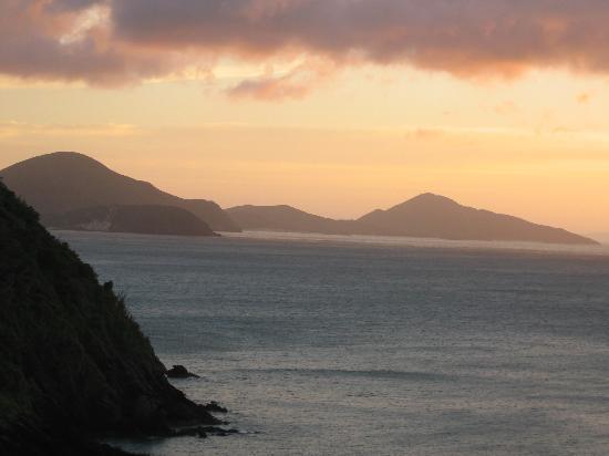 Hotel Puerta Del Sol Playa El Agua: Scenic view at sunset