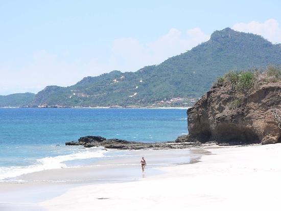 Surf Mex: Punta Negra view